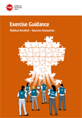 Exercise guidance: method booklet – exercise evaluation