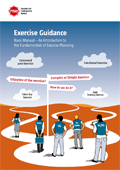 Exercise guidance: basic manual – an Introduction to the fundamentals of exercise planning