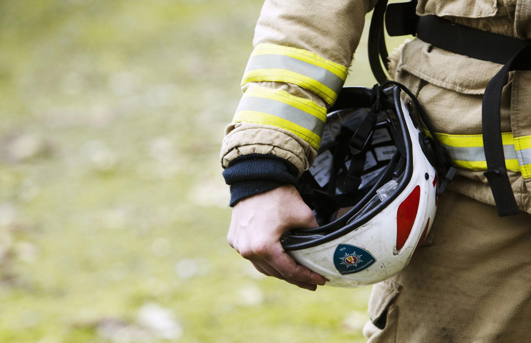 Deltidsbrandmännen är en viktig pusselbit i samhällets beredskap