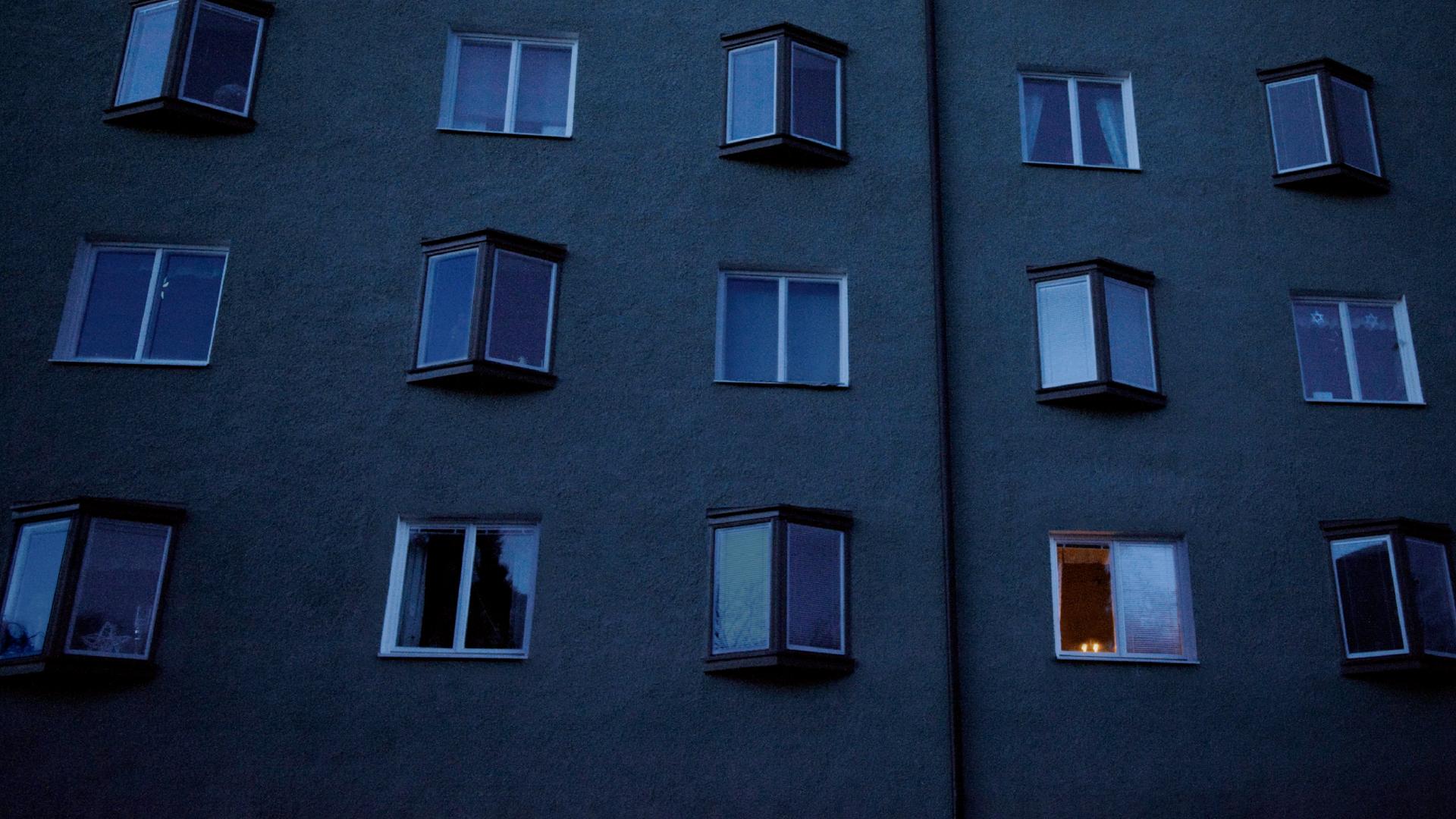 """""""Mörka fönster"""""""